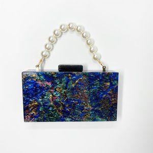 Closet Rehab Bags - XL Pearl Super Short Purse Strap